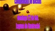 El próximo domingo 22 de febrero a partir de las 9 hs se realizara un campeonato de bochas. La inscripción se puede realizar el mismo día y tendrá un costo […]