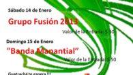 """Seguimos a puro ritmo en el Parque Recreativo Samuel Novick. El día sábado se presenta""""Grupo Fusión 2013""""y el domingo llega con todo su show""""Banda Manantial"""". El costo de la entrada […]"""