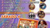 La XXIII Fiesta Provincial del Turismo se desarrollara en la cancha del Club Atlético Huracán los días Viernes 3 y Sábado 4 , culminando con un baile popular en el […]