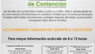 """Invitamos a todo aquel que esté interesado a participar de la charla informativa sobre el Programa """"Familias de Contención"""". Se llevará a cabo en elAlbergue Municipal a partir de las […]"""